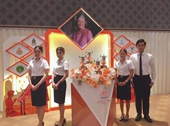 """สาขาวิชาภาษาไทย คณะมนุษยศาสตร์และสังคมศาสตร์ มหาวิทยาลัยราชภัฏสวนสุนันทา ได้เข้าร่วม""""โครงการ ธนชาต ริเริ่มเติมเต็ม เอกลักษณ์ไทย ครั้งที่ ๔๘ ประจำปี ๒๕๖๒ """" ในกิจกรรมการแข่งขันประกวดมารยาทไทย ระดับอุดมศึกษา  ชิงถ้วยพระราชทาน สมเด็จพระกนิษฐาธิราชเจ้า สมเด็"""